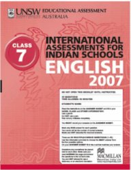 Iais 2007 Question Paper Booklet : English 2007 - Class 7 [2007 Iais]