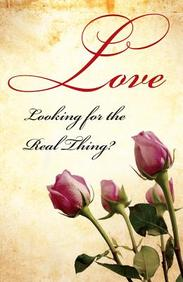 Love: Looking for the Real Thing? : 25- Pack Tracts
