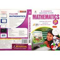 Mathematics For Class-8 (With 3 CDs)