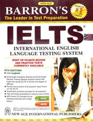 Barrons Ielts : International English Language Testing System