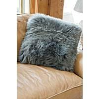 Fluff Australian Sheepskin Pillow with Long Wool