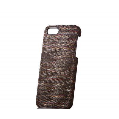 CDN Carbon Fiber iPhone 5 Case Brown G052-07
