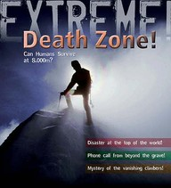 Extreme : Death Zone Can Humans Survive At 8000 Metres