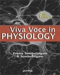 Viva Voce In Physiology