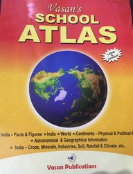 Vasans School Atlas