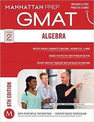 Algebra Gmat Strategy Guide 2 Manhattan.