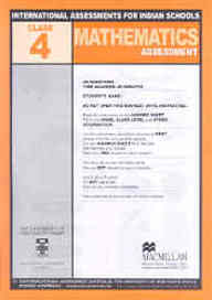 Iais 2005 Question Paper Booklet : Mathematics 2005-Class 4 [2005 Iais]