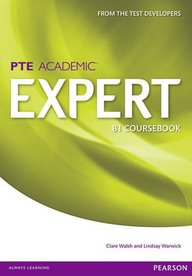 Pte Academic Expert B1 Course Book