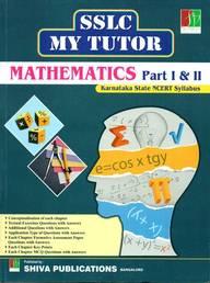 Sslc My Turor Mathematics Part 1 & 2