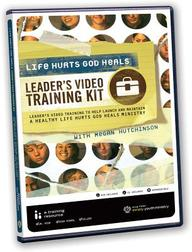 Life Hurts God Heals Training Kit [Dvd]