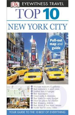 Top 10 New York City [With Map]