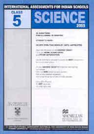 Iais 2005 Question Paper Booklet : Science 2005-Class 5 [2005 Iais]