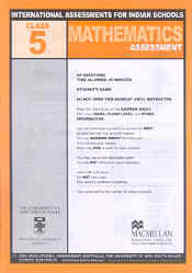 Iais 2005 Question Paper Booklet : Mathematics 2005-Class 5 [2005 Iais]