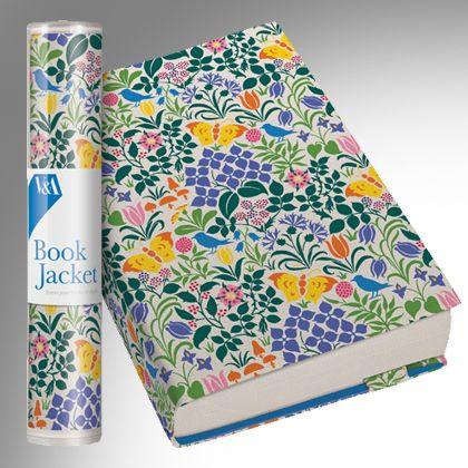 V and A Book Jackets - Design For Textile