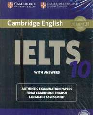 Cambridge English Ielts 10 With Answers W/Cd