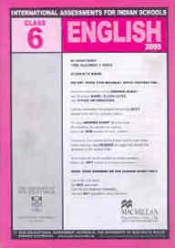 Iais 2005 Question Paper Booklet : English 2005-Class 6 [2005 Iais]