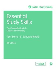 Essential Study Skills: The Complete Guide to Success at University (SAGE Study Skills Series)