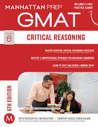 Critical Reasoning - Manhattan Gmat Guide 6
