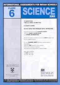 Iais 2005 Question Paper Booklet : Science 2005-Class 6 [2005 Iais]