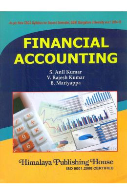 Financial Accounting 2 Sem Bba : Bu Cbcs Code Paa 754