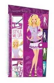 Wooky Designer Studio Sketchbook -Fashion