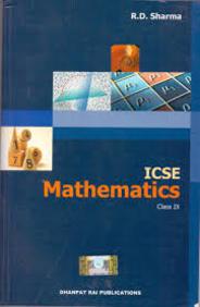 Rd . Sharma Maths Book