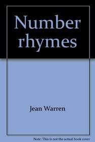 Number Rhymes : Reproducible Rhyme Books