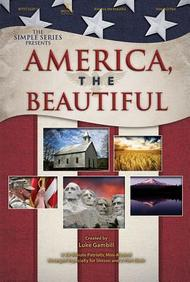 America, the Beautiful CD Preview Pak (Simple Series - Adult)