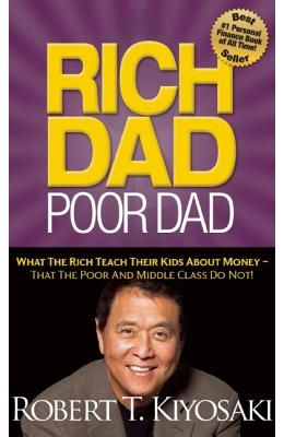 Image result for Rich Dad Poor Dad Robert Kiyosaki