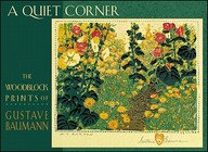 Gustave Baumann - A Quiet Corner Standard Boxed Note Card Set, 20 Blank Greeting Cards In 4 Different Styles