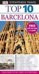 Top 10 Barcelona. (Eyewitness Top 10)