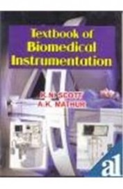 Textbook Of Biomedical Instrumentation