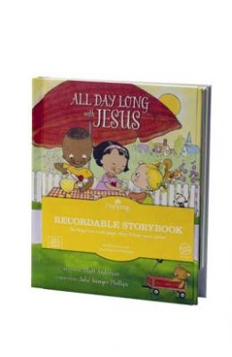 All Day Long with Jesus, Recordable Story Book