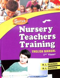 Surya Nursery Teachers Training English Manual 1st Year