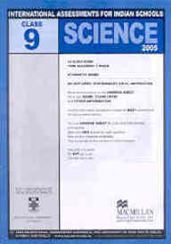 Iais 2005 Question Paper Booklet : Science 2005-Class 9 [2005 Iais]