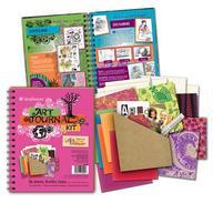 Strathmore Art Journal Kit: Hot Pink