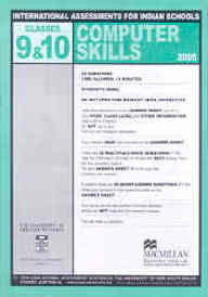 Iais 2005 Question Paper Booklet : Computer Skill 2005-Class 9 & 10 [2005 Iais]