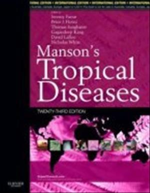 Mansons Tropical Diseases