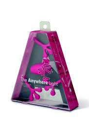 Anywhere Light - Posey Pink