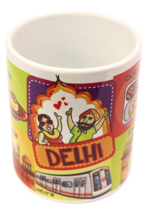 Store67 Mug - Delhi city