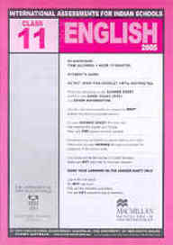 Iais 2005 Question Paper Booklet : English 2005-Class 11 [2005 Iais]