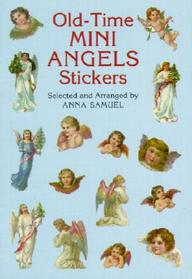 Old-Time Mini Angels Stickers (Pocket-Size Sticker Collections)