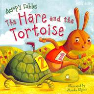 Aesops Fables : The Hare & The Tortoise