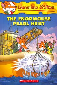Enormouse Pearl Heist 51
