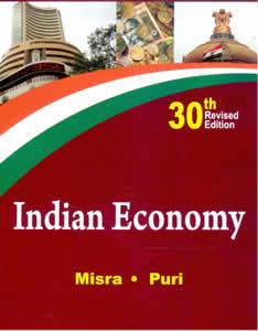 Indian Economics Book