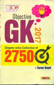 Objective General Knowledge Chapter Wise Collection Of 2750+Q 2017 : Code Kg006