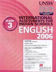 Iais 2006 Question Paper Booklet : English 2006-Class 3 [2006 Iais]