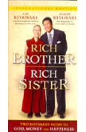 Rich Brother Rich Sister - Two Different Paths To God Money & Happiness