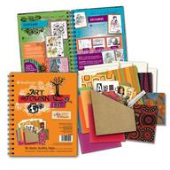 Strathmore Art Journal Kit: Orange