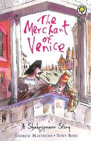 Merchant Of Venice : A Shakespeare Story